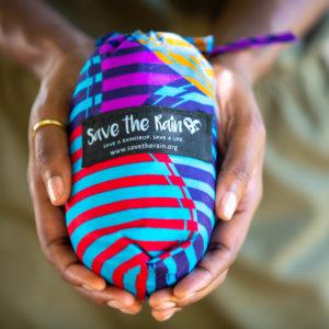 Compact Kitenge Tote Bag